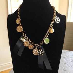 Fashion Chanel style necklace